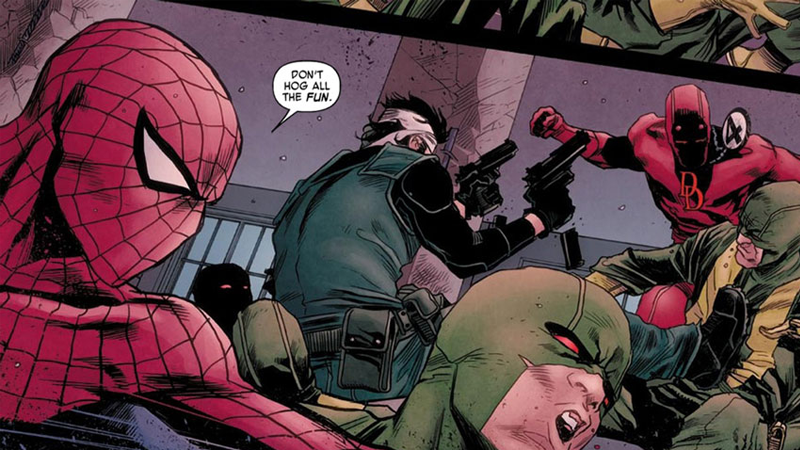 The Most Essential Daredevil and Punisher Smackdowns in Comics History