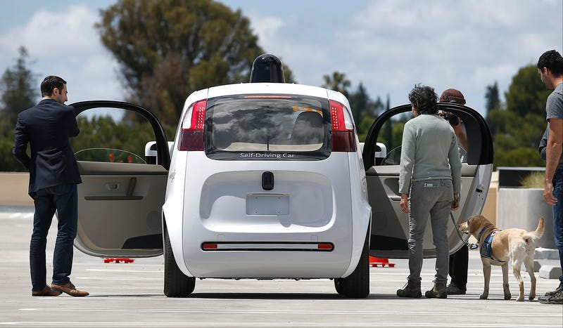 Google Will Pay You $20 An Hour To Not Drive Its Self-Driving Cars