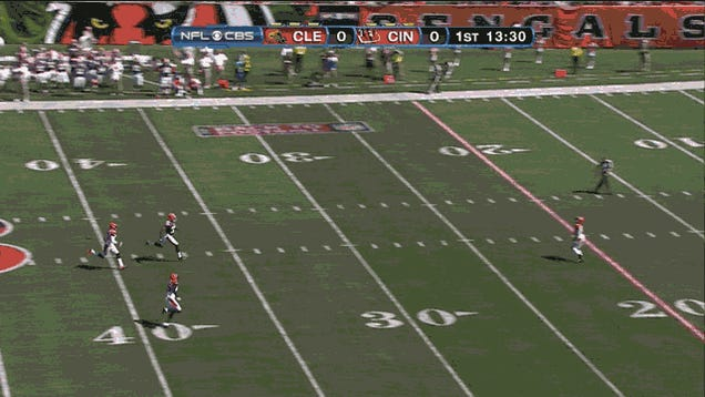 Bengals 34, Browns 27: The Game In Two GIFs