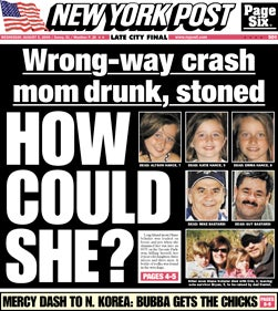 The New York Post Never Forgets