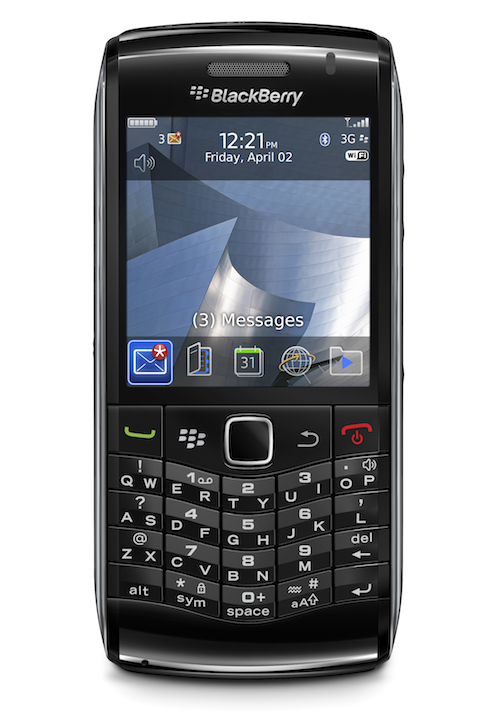 BlackBerry Pearl 3G Is the Smallest Yet, But Mysteriously Packs Wireless N