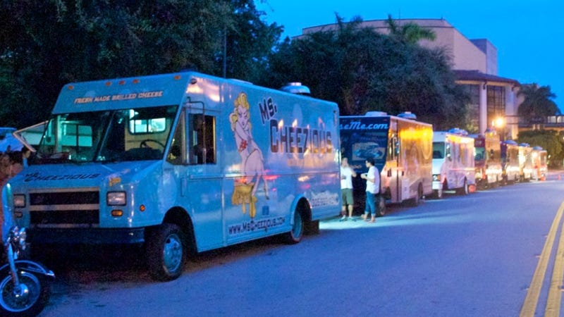 Food Trucks Fighting 'The Man' In Florida