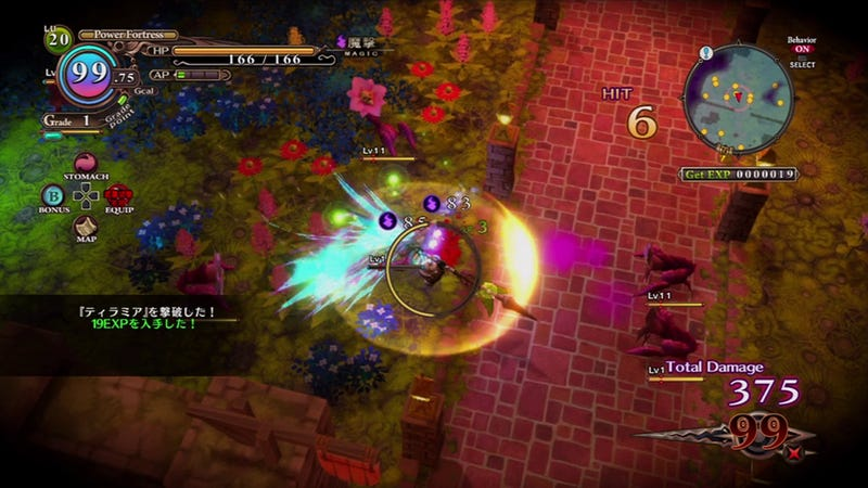 The Witch and the Hundred Knight Is Fun, yet Flawed