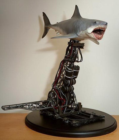 Remembering Bruce, the Mechanical Shark from Jaws