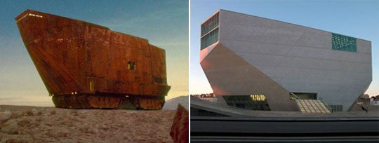 How Star Wars Changed Architecture