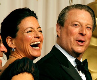 Alleged Al Gore Mistress Laurie David Denies Affair