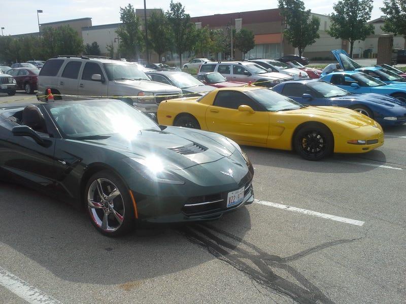 Supercar Saturdays Car Show IL