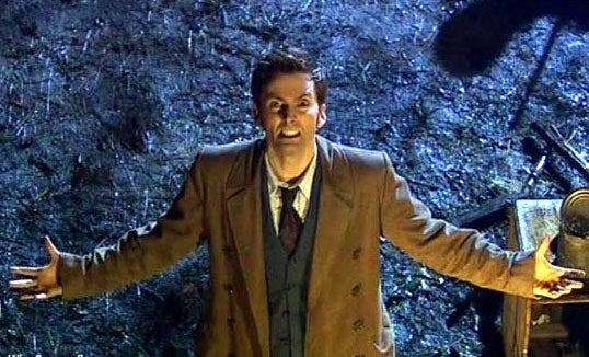 Is The End Near For David Tennant On Doctor Who?