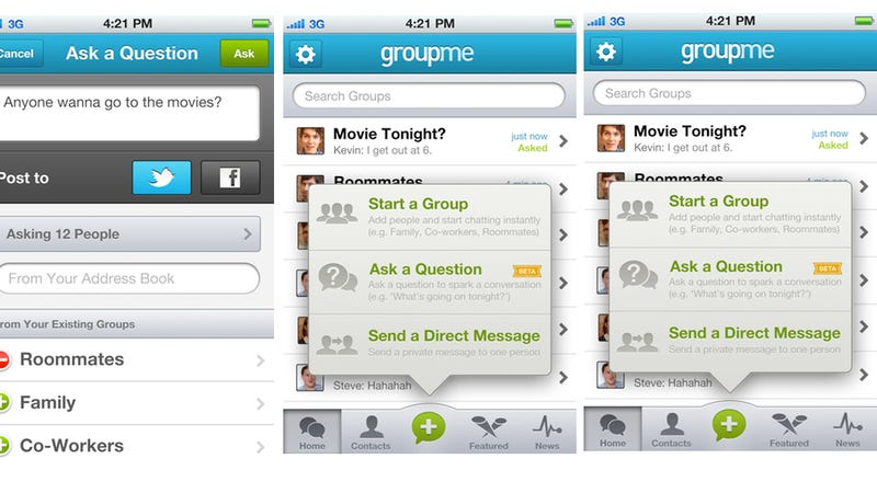 GroupMe, The BBM Usurper, Expands Internationally