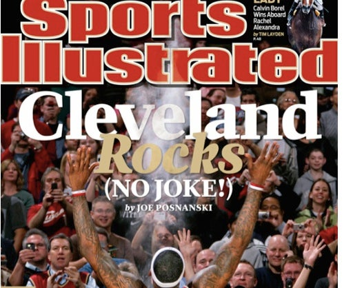 Last Night's Winner: Everyone Who Doesn't Live In Cleveland