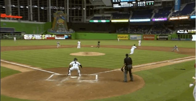 Blocking-The-Plate Rule Screws Marlins; Mike Redmond Starts Undressing