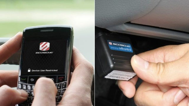 Forcibly Prevent Yourself From Texting and Driving With This App Jammer