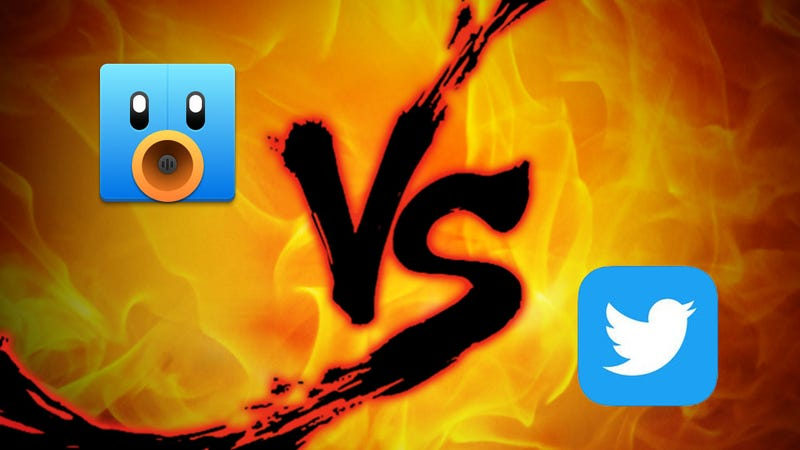 iPhone Twitter App Showdown: Tweetbot vs. Twitter