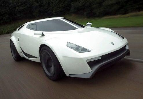 Lancia Considering 2011 Stratos Return
