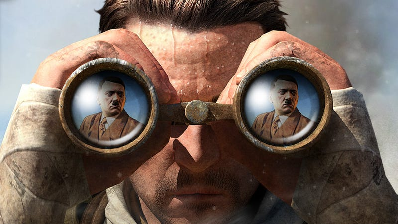 Sequel to Game That Let You Kill Hitler Lets You Kill Him Again