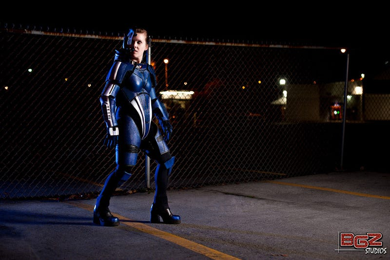 The Ladies of Mass Effect Cosplayed Out of This Galaxy