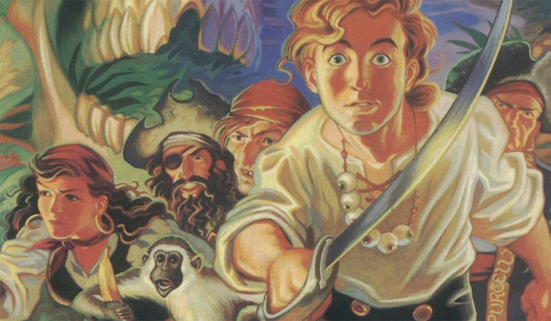 The Making Of Monkey Island