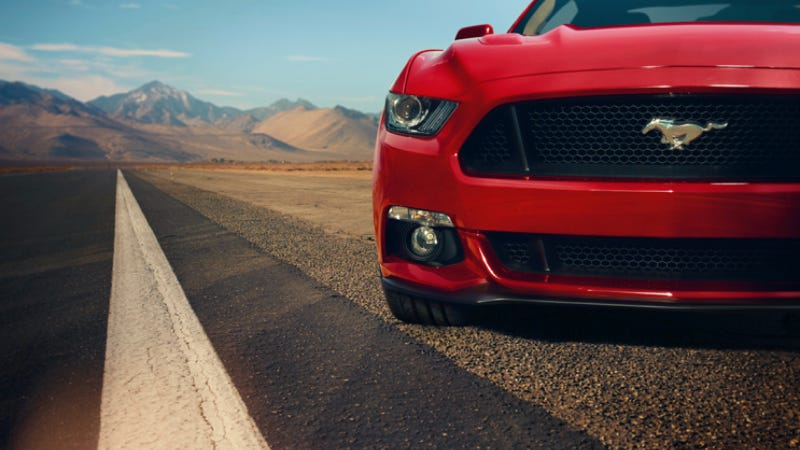 This Is What Everyone Thought Of The 2015 Ford Mustang