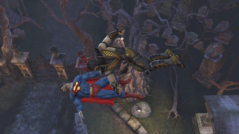 Mortal Kombat vs. DC Universe vs. Comic-Con