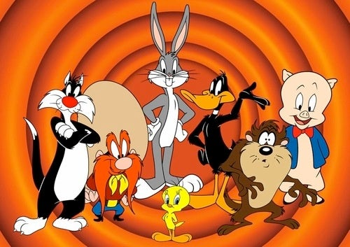 Bugs and Daffy Come Out of the Woods for Looney Tunes Update