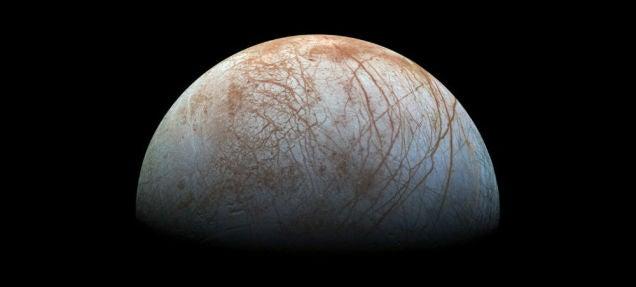 NASA May Soon Send a Spacecraft to Jupiter's Moon Europa