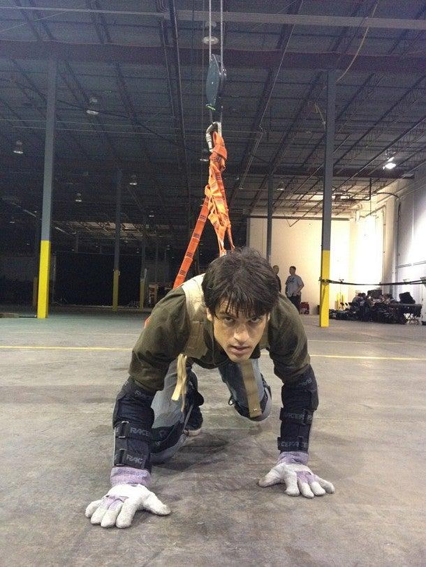 Teen Wolf Behind the Scenes Gallery