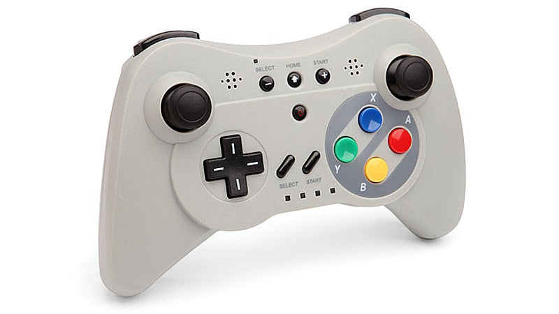 This Bluetooth Controller Is Fluent in Wii, Wii U, and Android