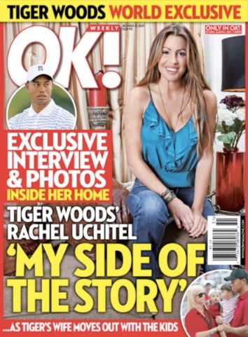 How Tiger Woods' Mistresses Will Save the Economy with Porn and Tabloid Exclusives