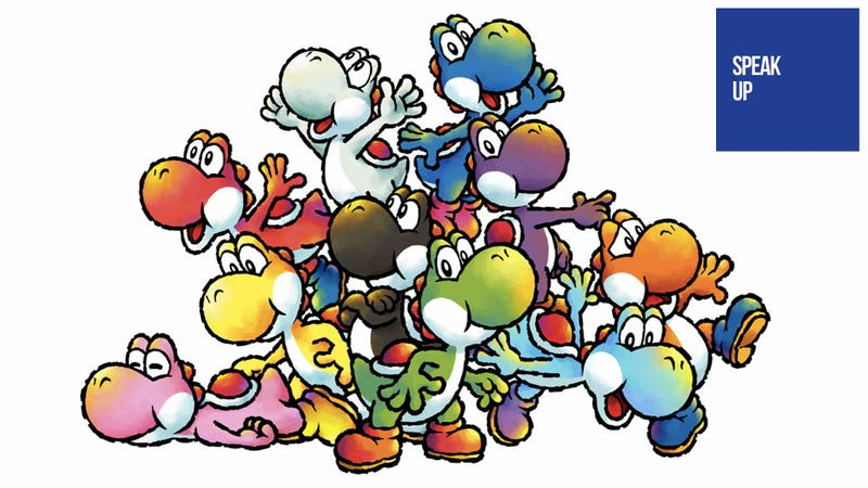 The 3DS is the Perfect Platform for the Return of Yoshi