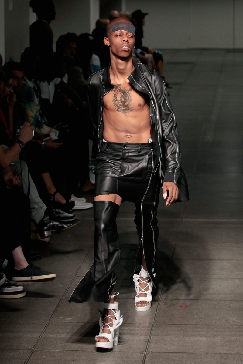 What does this fashion even mean for Faux leather what does it mean
