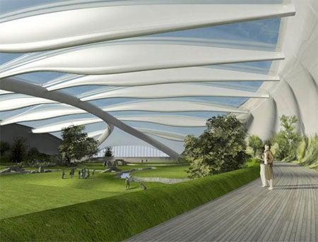 Netherlands To Get World's Largest Indoor Golf Complex