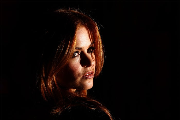 Isla Fisher: Ginger Spice
