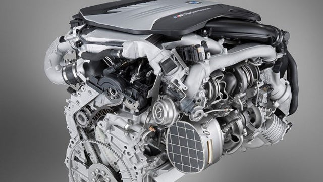 BMW M Diesels