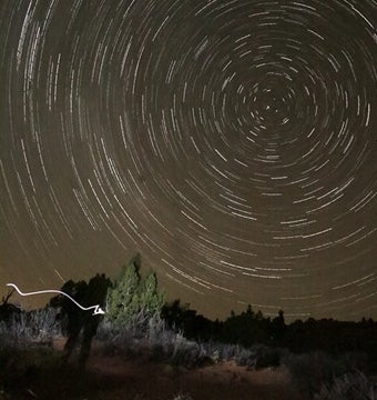 Find the North Star for Navigation and Night Photography