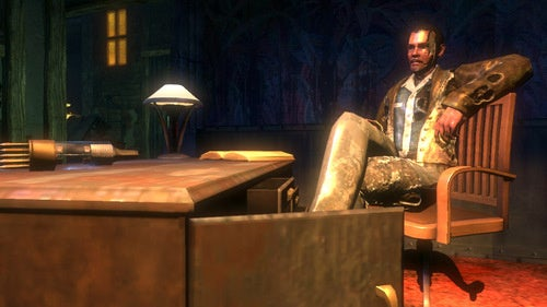 BioShock 2 Multiplayer Lobby Preview: Yes, The Lobby