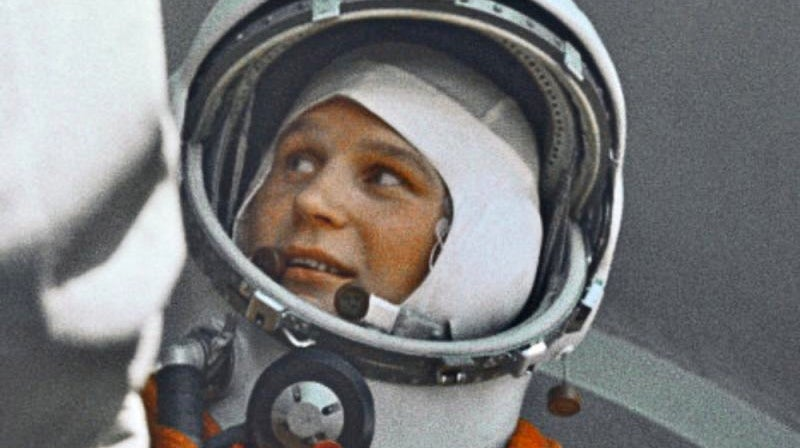 Today's Space Trivia - Two First Launches for Women