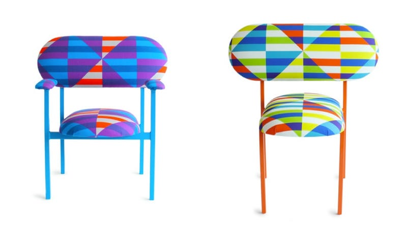 These Recycled Chairs Put a Used La-Z-Boy To Shame