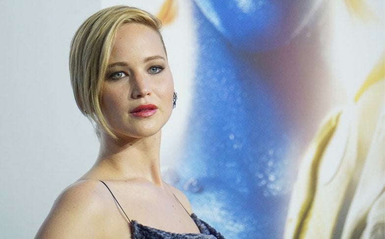 "Jennifer Lawrence's Email Address Probably Has ""Butt"" in It"