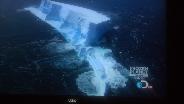 Just In Time For Titanic 3D, It's An Iceberg Phallus: The Week In Unintentional Dongs