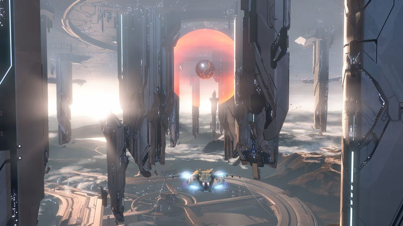 Halo 4 Reviewers All Glad That The Fight's Not Finished Yet