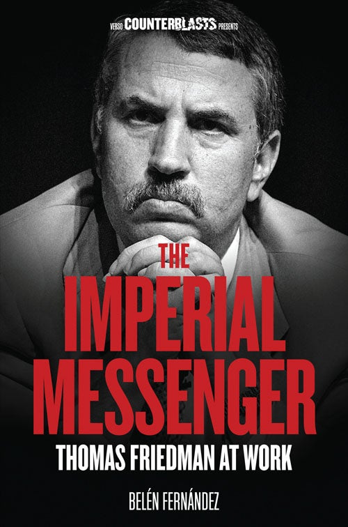 Gawker Book Club: 'The Imperial Messenger: Thomas Friedman at Work'