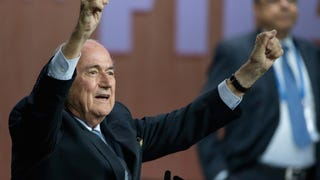 Why Sepp Blatter Will Run FIFA Until He Dies