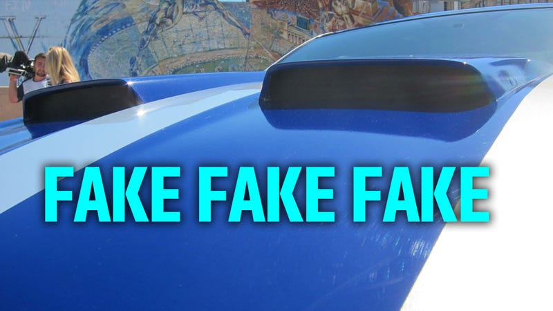 Need For Speed's Star 900 Horsepower Ford Mustang Is Totally Fake