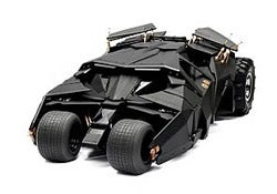 Batman's Tumbler Replica Won't Fly On Rooftops, Ram Through Barricades or Take a Direct RPG Round