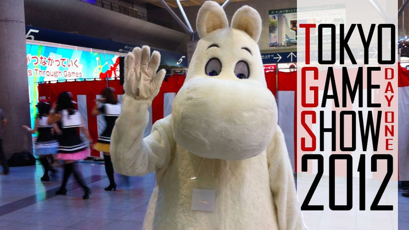 Touchy Assassin's Creed, Social Metal Gear Solid and More Excitement from Tokyo Game Show's First Day