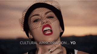 On Miley Cyrus, Ratchet Culture and Accessorizing With Black People