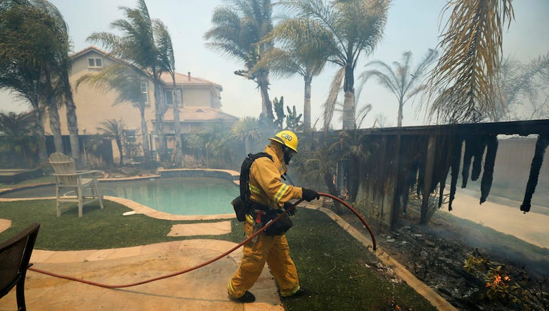 """State of Emergency Declared as """"Armageddon"""" Wildfires Scorch San Diego"""