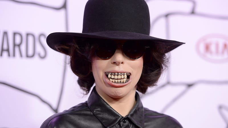 Lady Gaga's Teeth Will Give You Nightmares Forever