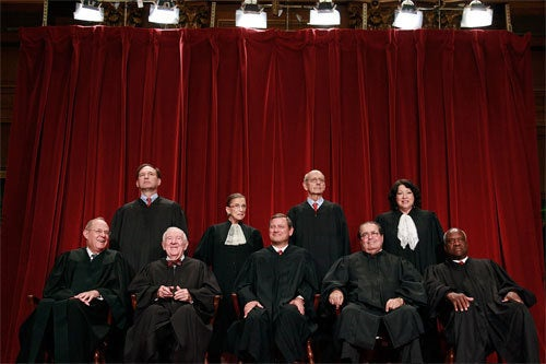 Supreme Court Battle Lines: Homosexuality, Choice And Homosexuality (Again)