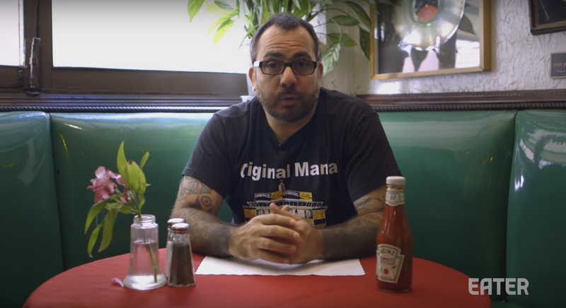 Eater.com Welcomes Back Editor Who Used to Be a Skinhead